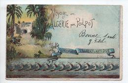 (ALGERIE) - VOYAGE EN ALGERIE PAR POILPOT - BONNE SANTE - Y.DITEL - Algérie