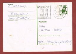 Hotel & Restaurantgewerbe Werbestempel Hogatec '78 Düsseldorf - Berufe