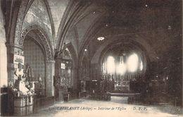 CPA Lavelanet Intérieur De L'église CC 875 - Lavelanet