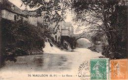 CPA Mauléon Le Gave CC 1444 - Mauleon Licharre