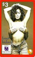 AUSTRALIA $3 JANET JACKSON MUSIC FAMOUS PEOPLE WOMAN READ DESCRIPRION !! - Armenia