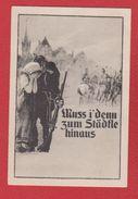 Wohlfahrtspostkarte -  Roten Kreuz - Patrióticos