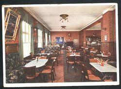 AK/CP  Emden  Cafe Hohenzollern    Gel/circ. 1942   Erhaltung/Cond.  2-   Nr. 00209 - Emden