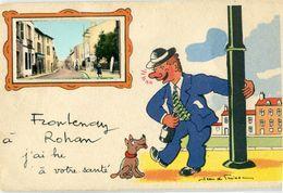 79 - Frontenay Rohan Rohan : J'ai Bu à Votre Santé à .... - Frontenay-Rohan-Rohan