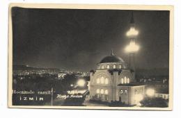 IZMIR ( SMIRNE ) HOCAZADE CAMII NIGHT - NV FP - Turchia
