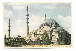 ISTANBUL - SULEYMANI CAMIIMOSQUE - NV FG - Turchia