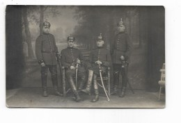 SOLDATI PRUSSIANI 1916 VIAGGIATA FP - Militaria