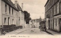 72 MAMERS  Rue Du Fort - Mamers