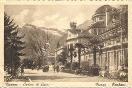 ITALIE  MERANO Casino Di Cura    Meran  Kurhaus - Italy