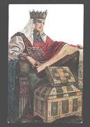 Latvija - Princesse Apraksla - Illustration S. De Solomko - 1928 - Lettonie