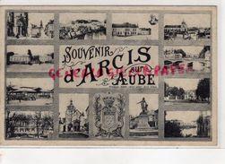 10- ARCIS SUR AUBE- SOUVENIR - Arcis Sur Aube