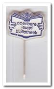OPENBARE JEUGD BIBLIOTHEEK - Pins