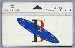 BE.- België. Telecard.- BELGACOM. Belgisch Voorzitterschap Van De EEG. 1993. - 307B94256 - GSM-Kaarten, Herlaadbaar & Voorafbetaald