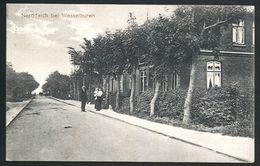AK/CP  Norddeich  Wesselburen    Gel/circ.  1914   Erhaltung/Cond.  2  Nr. 00220 - Germany
