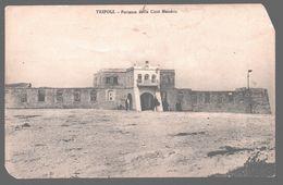 Tripoli / Tripoli De Barbarie - Fortezza Della Citta Meudric - Libye