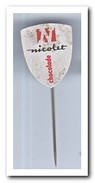 NICOLET Chocolade - Pins