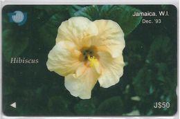 JAMAICA - HIBISCUS - 16JAMD - Jamaica