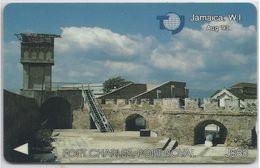 JAMAICA - FORT CHARLES - 15JAMB - Giamaica