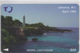 JAMAICA - NEGRIL LIGHTHOUSE - 19JAMA - Jamaica