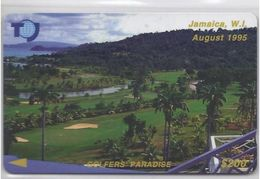 JAMAICA - GOLFERS PARADISE - 19JAMB - Jamaica