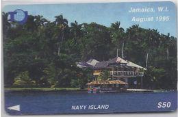 JAMAICA - NAVY ISLAND - 23JAMA - Jamaica