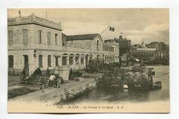 Alger - La Douane Et Les Quais - Algiers