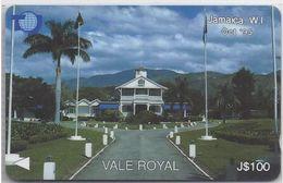 JAMAICA - VALE ROYAL - 15JAMA - Jamaica