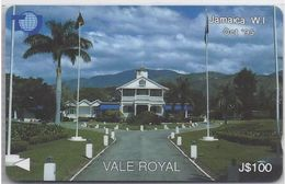 JAMAICA - VALE ROYAL - 74JAMA - Jamaica