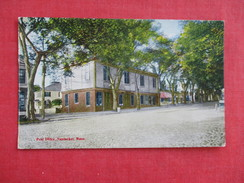 Post Office  - Massachusetts > Nantucket  == =ref 2777 - Nantucket