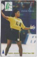 JAMAICA - CONNIE FRANCIS - NETBALL - 72JAMA - Jamaica