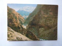 AFGHANISTAN - KABUL Gorge - Afghanistan
