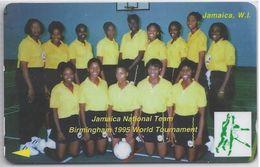 JAMAICA - NATIONAL NETBALL TEAM - 73JAMA - Jamaica