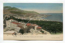 Alger - Vue Sur Notre-Dame D'Afrique Prise De La Casbah - Algiers
