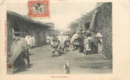 DJIBOUTI UNE RUE DE HARAR - Djibouti