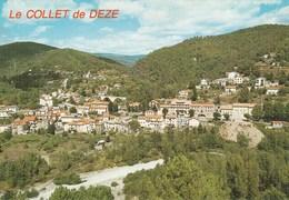 LE COLLET DE DEZE Vue Generale Du Village 481E - Autres Communes