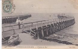 COURSEULLES L'ENTREE DU PORT  ACHAT IMMEDIAT PRIX FIXE - Courseulles-sur-Mer