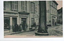 LOURMARIN (84) - PLACE DE L'ORMEAU - Lourmarin