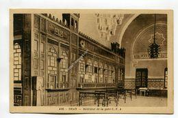 Oran - Interieur De La Gare CFA - Oran