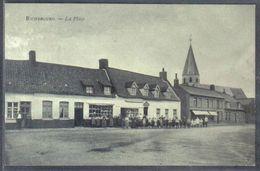Carte Postale  62.  Richebourg  L'Avoué  La Place   Trés Beau Plan - Other Municipalities