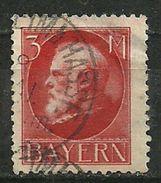 Bayern, Nr. 106 I, Gestempelt - Bavière