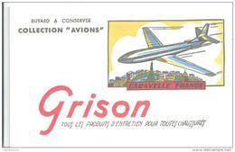 Buvard - Grison Caravelle. France - Blotters