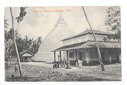 CEYLAN  - Kelaniya Temple & Dagoba -    - L 1 - Postales