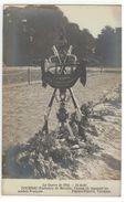 TOURNAI  (Faubourg De Morelle) La Guerre De 1914 - 24 Août. Photo Carte écrite 1919 - Tournai