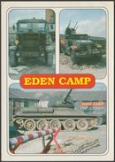 Eden Camp Military Vehicle Museum, Malton, Yorkshire, C.1990s - Eden Camp Postcard - England