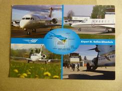 AIRPORT / FLUGHAFEN / AEROPORT    ST GALLEN ALTENRHEIN - Aerodrome