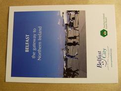 AIRPORT / FLUGHAFEN / AEROPORT     BELFAST - Aerodrome