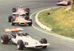 Grand Prix 1971  -  B.R.M. P-160  -  Pilote: Jo Siffert    -  Carte Postale - Grand Prix / F1