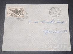 GUYANE - Enveloppe De Cayenne Pour Paris En 1950 -  L 10765 - Guyane Française (1886-1949)