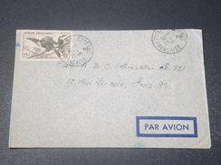 GUYANE - Enveloppe De Cayenne Pour Paris En 1950 -  L 10766 - Guyane Française (1886-1949)