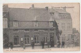 Cpa Frasnes Lez Buissenal    Poste - Frasnes-lez-Anvaing